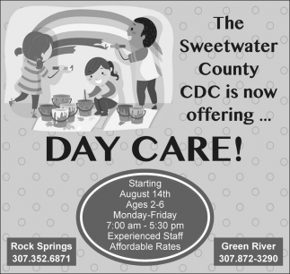 DAY CARE!