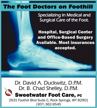 The Foot Doctors on Foothill