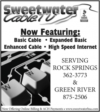 Serving Rock Springs and Green River