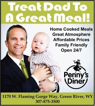 Treat Dad to A Great Meal!