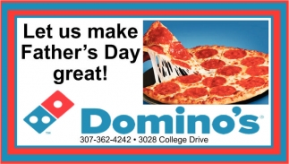 Let us make Father's Day great!