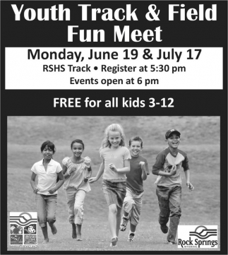Youth Track and Field Fun Meet