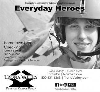 Everyday Heroes!