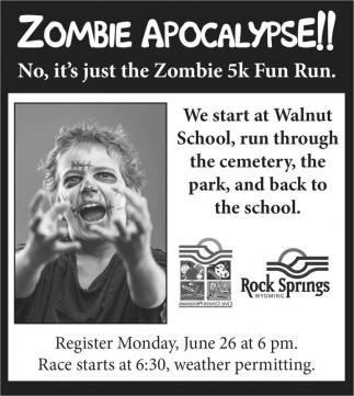 Zombie Apocalypse!!!!!