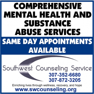 Comprehensive Mental Health and Substance Abuse Services