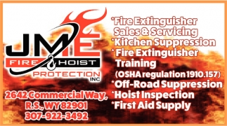 Fire Hoist Protection, Inc