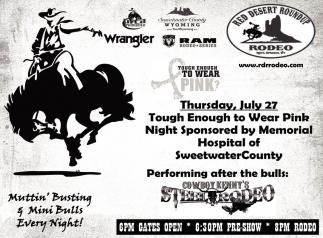 Red Desert Roundup Rodeo