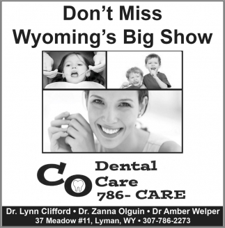 Don't Miss Wyoming's Big Show