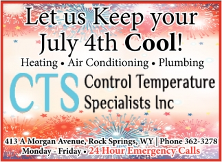 Heating - Air Conditioning - Plumbing