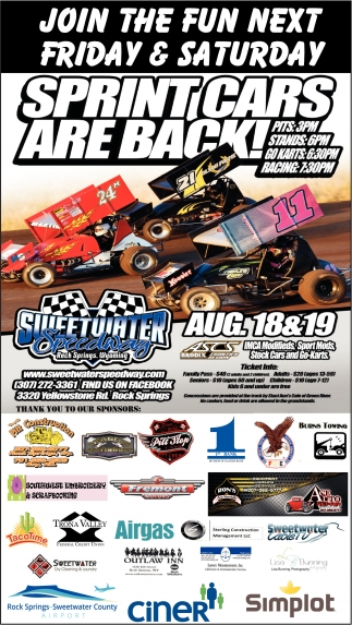 Sprint Cars Are Back!