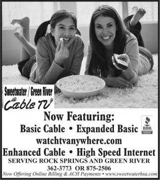 Enhanced Cable and High Speed Internet