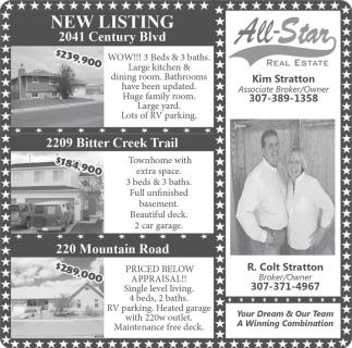 New listing!