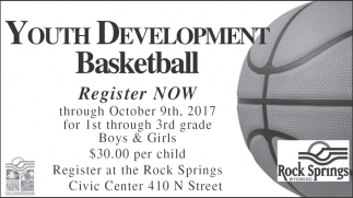 Youth Development Basketball