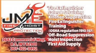 Fire Hoist Protection, Inc