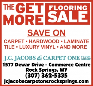 The Get More Flooring Sale