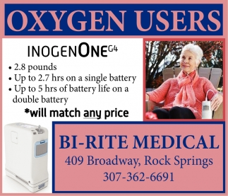 Oxygen Users