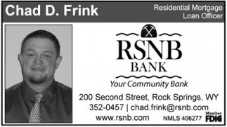 Chad D.Frink