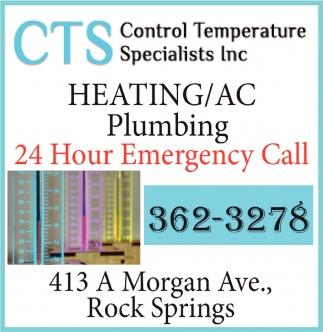Heating/AC Plumbing