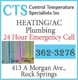 Heating/AC Plumbing