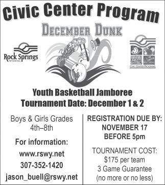 Civic Center Program