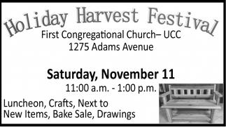 Saturday, November 11