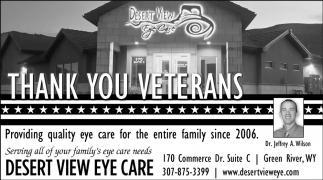 Thanks You Veterans