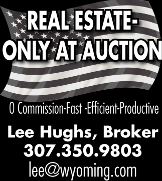 Real Estate- Only Auction
