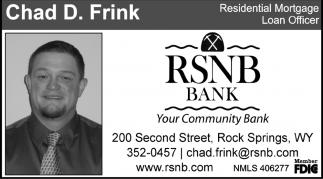 Chad D. Frink