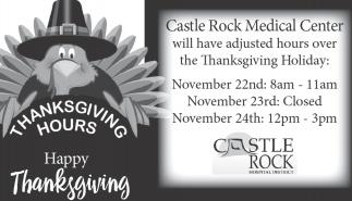 Castle Rock Medical Center