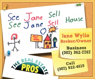 See Jane, Sell House, See Jane, Sell House