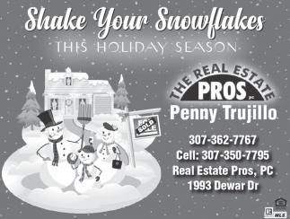 Shake your Snowflakes!