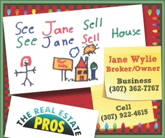 See Jane, Sell House