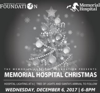 Memorial Hospital Christmas