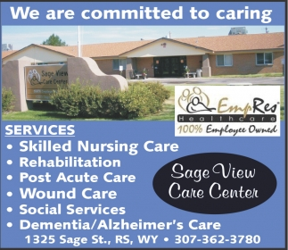 We are commited to caring