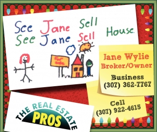 Jane Wylie Broker/Owner