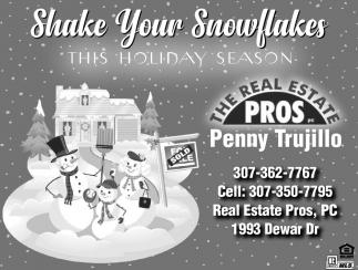 Shake Your Snowflakes