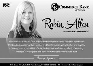 Robin Allen
