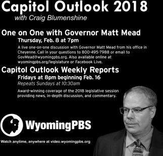 Capitol Outlook 2017