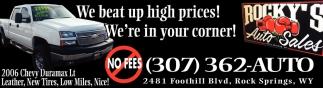 why rocky 39 s auto sales rocky 39 s auto sales rock springs wy. Black Bedroom Furniture Sets. Home Design Ideas