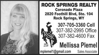 Rock Springs Realty