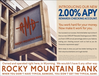 Introducing our new 2.00% APY