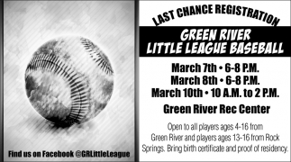 Last chance registration