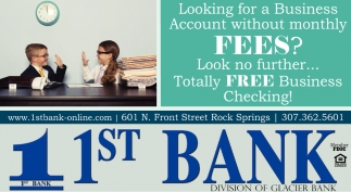Looking for a Business Account without monthly Fees?