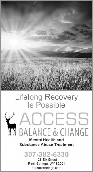 Lifelong Recovery Is Possible