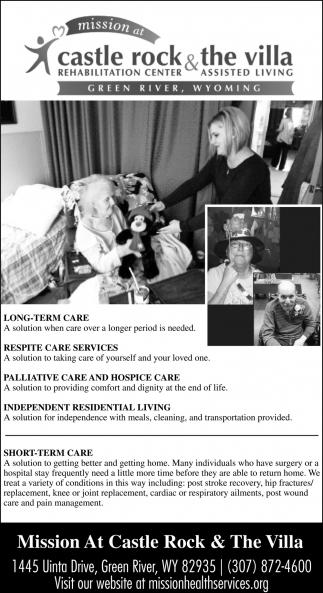 Short-term Care