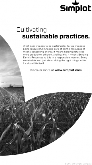 Cultivating Sustainable Practices.