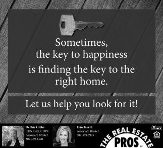 Let Us Help You Look For It!