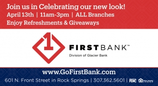 Join us in Celebrating our new look!