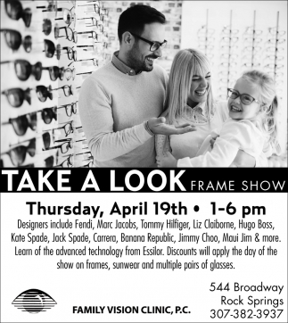 Take a Look Frame Show