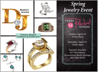 Spring Jewelry Event